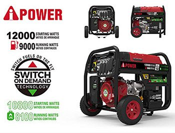 Best A-ipower Generator Reviews