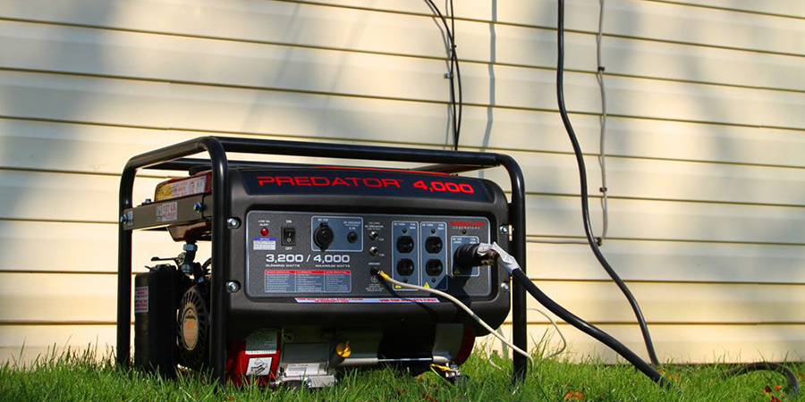 Portable Generator Transfer Switch