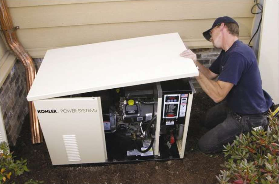 How To Clean Up Generator Power