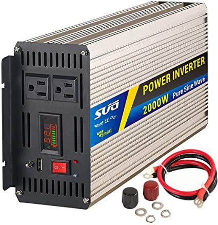 How can I use inverter at home