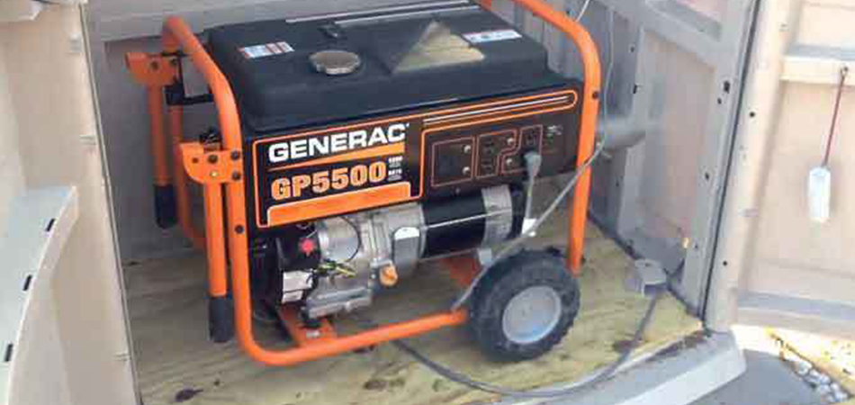 How do I make my generator quieter