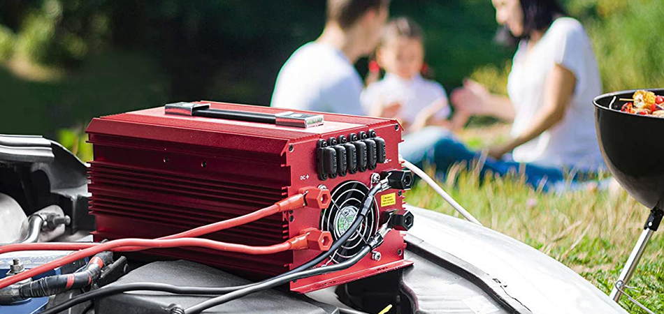 best-power-inverter-for-camping
