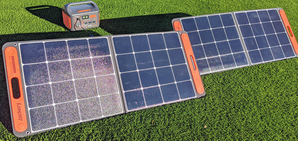 Can a Solar Generator Power a House