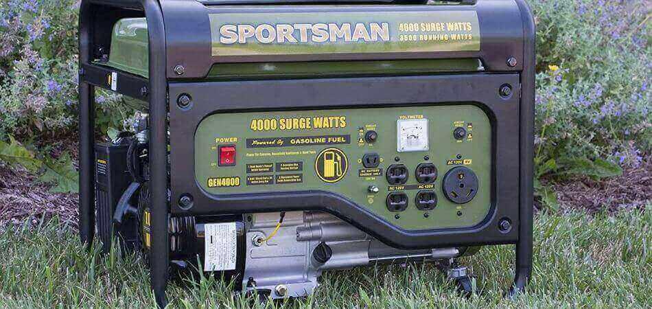 Sportsman Generator 4000 Review