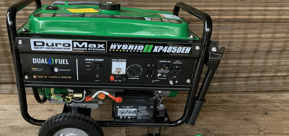 Duromax 4850 Hybrid Generator Reviews